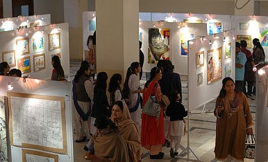 Pakistan: A Revolution in the Arts?