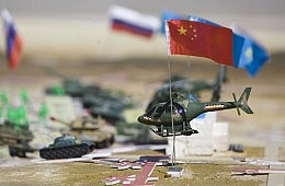 Russia and the SCO Military Exercises