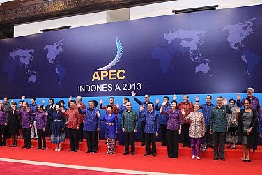China's APEC Diplomacy