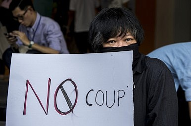 Non-Violent Resistance in Post-Coup Thailand