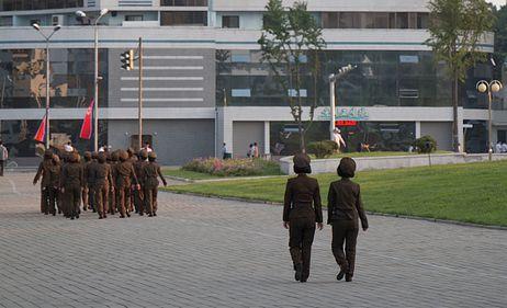 Kim Jong-un's North Korea