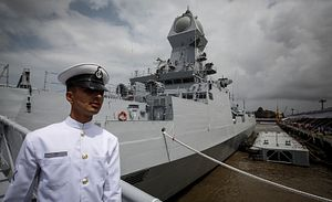 Rebalancing India's Maritime Posture in the Indo-Pacific