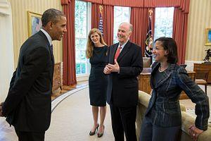 Obama Advisor Susan Rice to Visit China