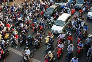 Hanoi's Looming Traffic Nightmare