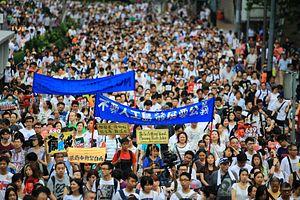 The Economic Impact of Hong Kong's Political Crossroads