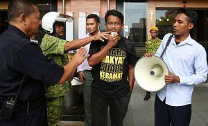 Malaysia's Sedition Debate