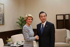 China, Australia Seek to Overcome Tensions