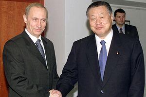 A Former Japanese PM 'Feels Sad' for Putin
