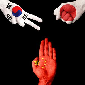 China, Japan, South Korea Hold Rare Trilateral Meeting