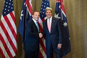 Australia Deploys Military Against Islamic State