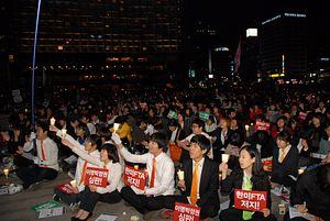 How South Korea's Liberals Lost the Youth Vote
