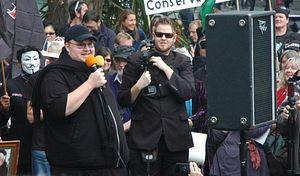 Kim Dotcom and the New Zealand Elections