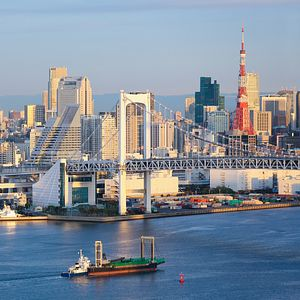 Japan Inc. Looks Abroad for Demand