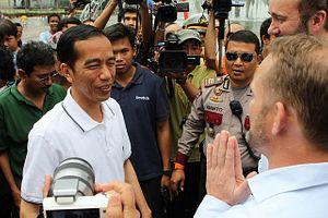 Jokowi's Priorities