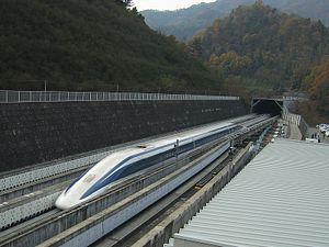 Is Maglev Rail Japan's 'Spruce Goose?'
