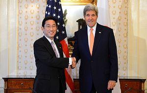 Japan's Road Warrior Diplomacy