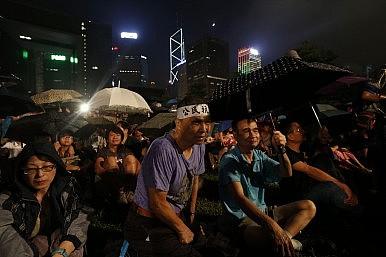 Hong Kong on Edge