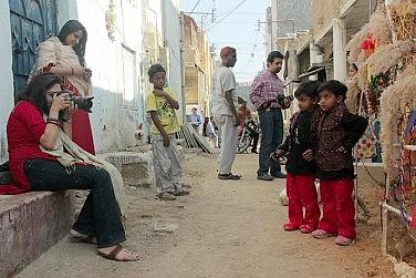 Putting Karachi on the Map