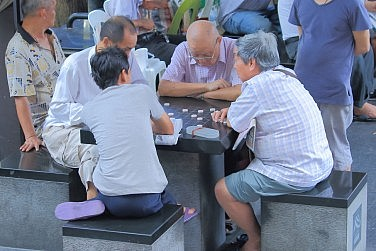 Singapore: A Geriatric Society