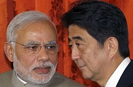Modi, Japan and Diplomatic Balancing
