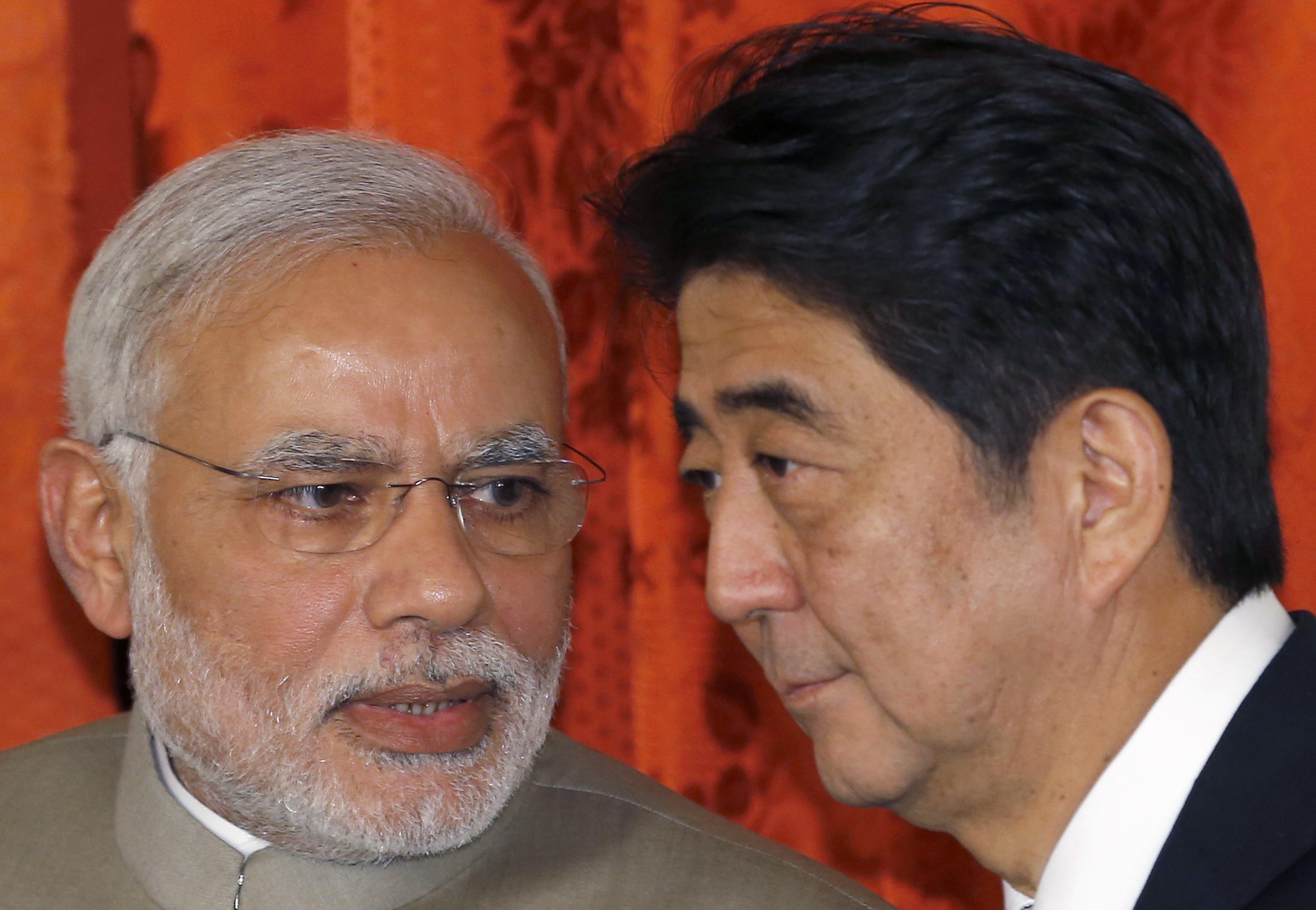 Modi Japan And Diplomatic Balancing The Diplomat