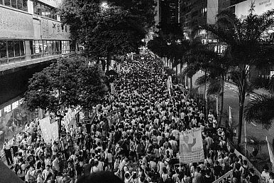 The Battle for the Soul of Hong Kong