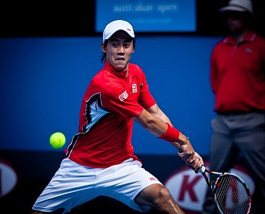 Japan's Nishikori Makes US Open Semifinal