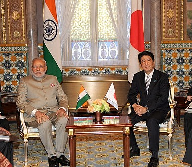 Japan's Infra Bet on India Shows U.S. Constraints