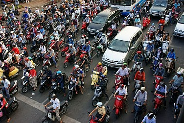 Hanoi's Looming Traffic Nightmare