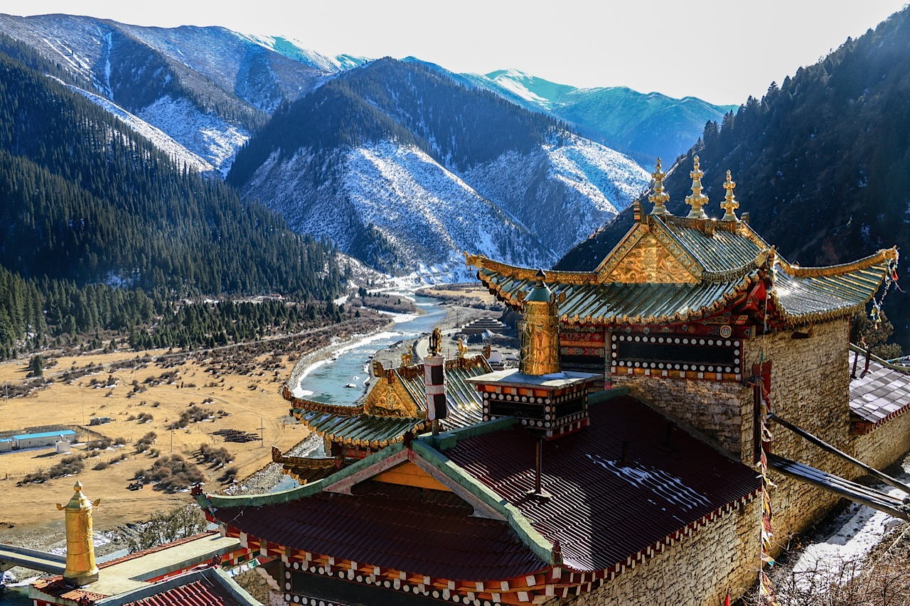 Tibet in Sichuan | The Diplomat