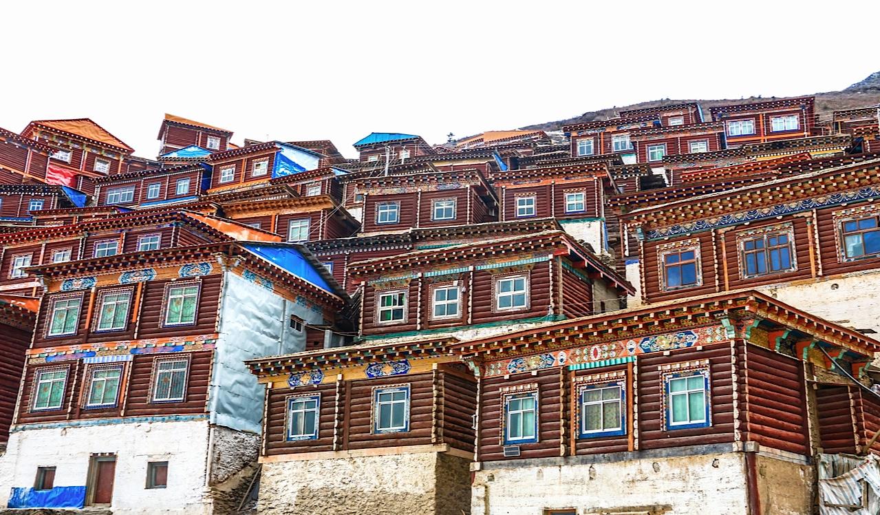 Tibet in Sichuan