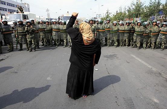 Zhou Yongkang, Islamic State and China's Pivot West