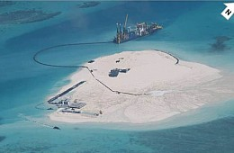 Revealed: China's Reasons for Island-Building in the South China Sea