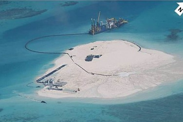 Southeast Asian Countries Warm to US-Proposed Freeze on South China Sea Land Reclamation