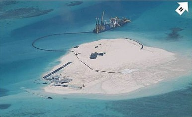 Why Is China Building Islands in the South China Sea?