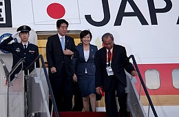 Shinzo Abe Has Visited a Quarter of the World's Countries in 20 Months: Why?