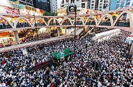 Self-Perceptions Strain Hong Kong-Mainland Relations