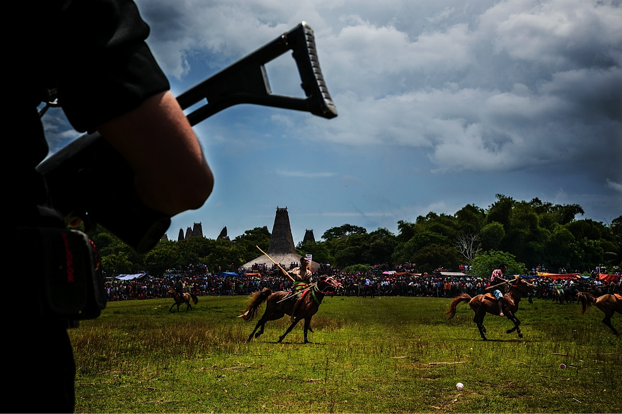 Indonesia's Ancient Pasola Festival