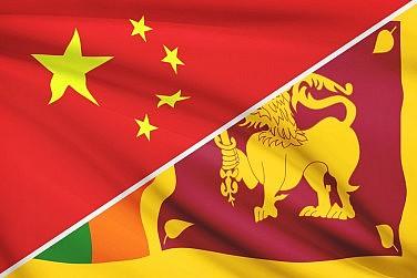 China Courts Sri Lanka