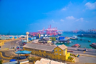 China's $1.4 Billion Port City in Sri Lanka Gets the Green Light