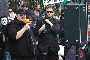 Kim Dotcom and the New Zealand Elections
