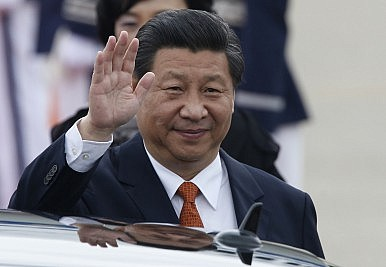 China's President Is a Paper Tiger