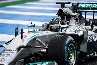 Formula One Racing Returns to Asia