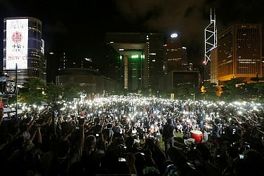 Hong Kong and China: One Country, Two Histories