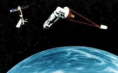Star Wars: The US Gets Ready to Battle China and Russia in Space