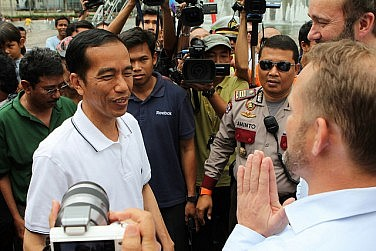 Jokowi's Priorities