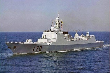 China and Iran's Historic Naval Exercise