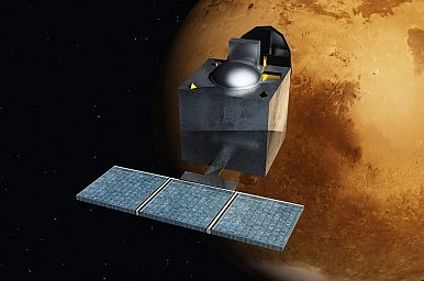 India Becomes First Asian Country to Successfully Reach Mars