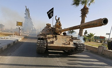 China and the ISIS Threat
