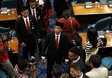 An Elegy to Indonesian Democracy